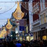 Christmas lights Dublin